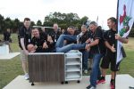QLD Crocs Winners - Kitchen Building Competition