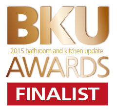 We've made the Final in the BKU 2015 Bathroom and Kitchen Update Awards