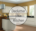 Tips on decluttering your kitchen