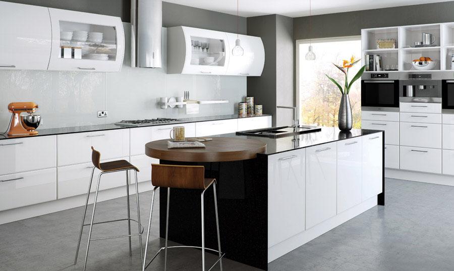 Design Ideas For Small(er) Kitchens