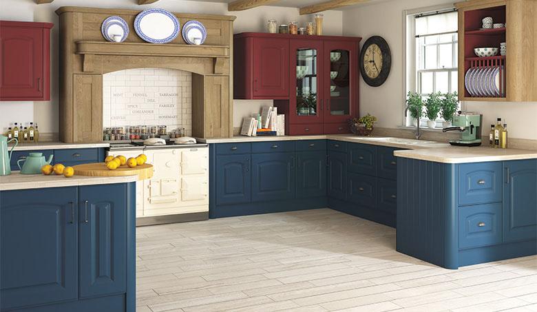 Bella Verona Paintable Kitchen
