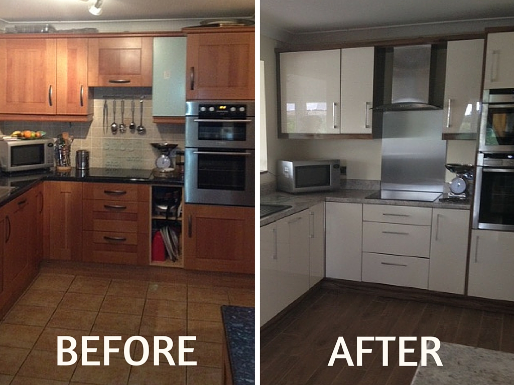 Replacement kitchen cabinets are the answer in 2016!