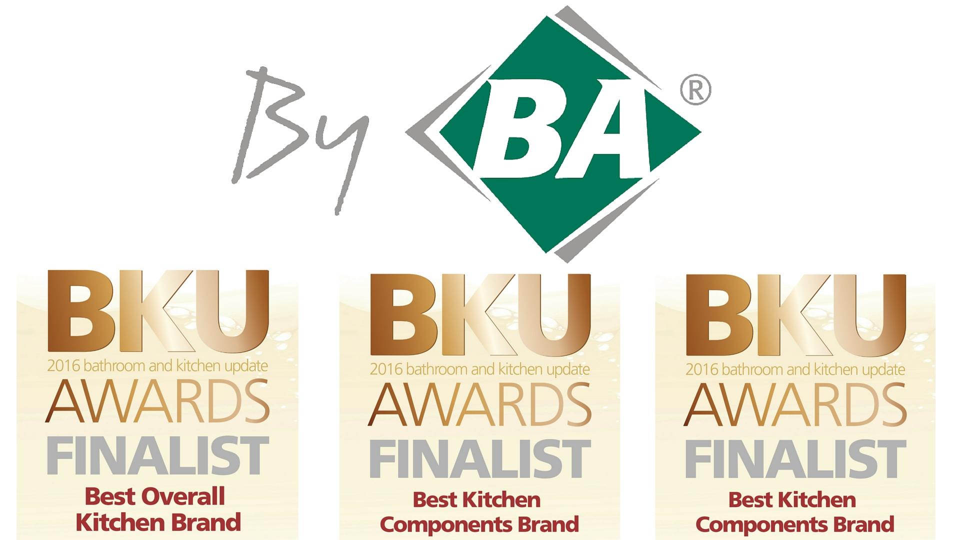 We've made the BKU Awards final….again!
