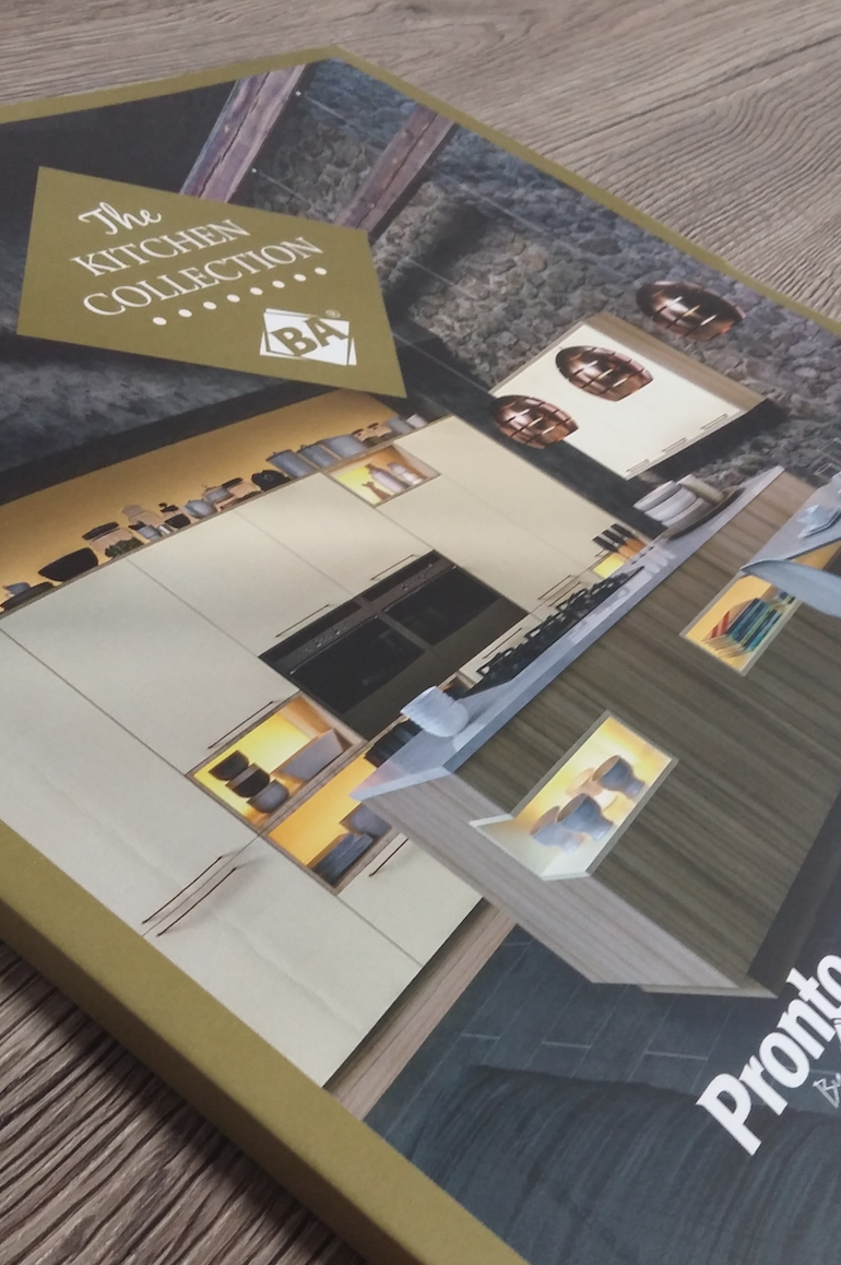 Our new Kitchen Brochure has hit the streets!
