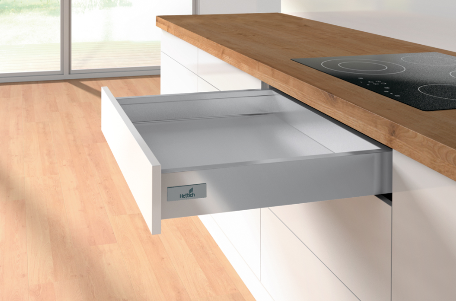 The benefits of soft closing drawers and cabinets