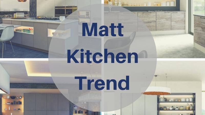 Rise of the Matt Kitchen Trend