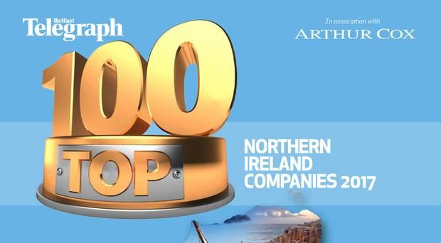 BA Components make the Belfast Telegraph Top 100 Companies List