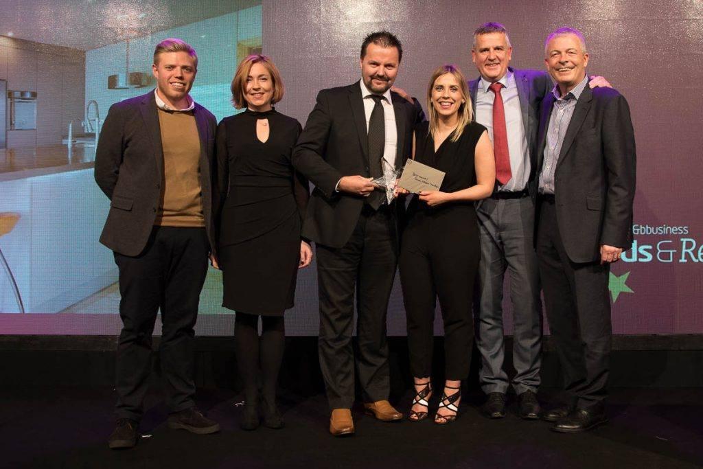 BA Components Win Best Online/Social Media Award at EK&BBusiness Awards