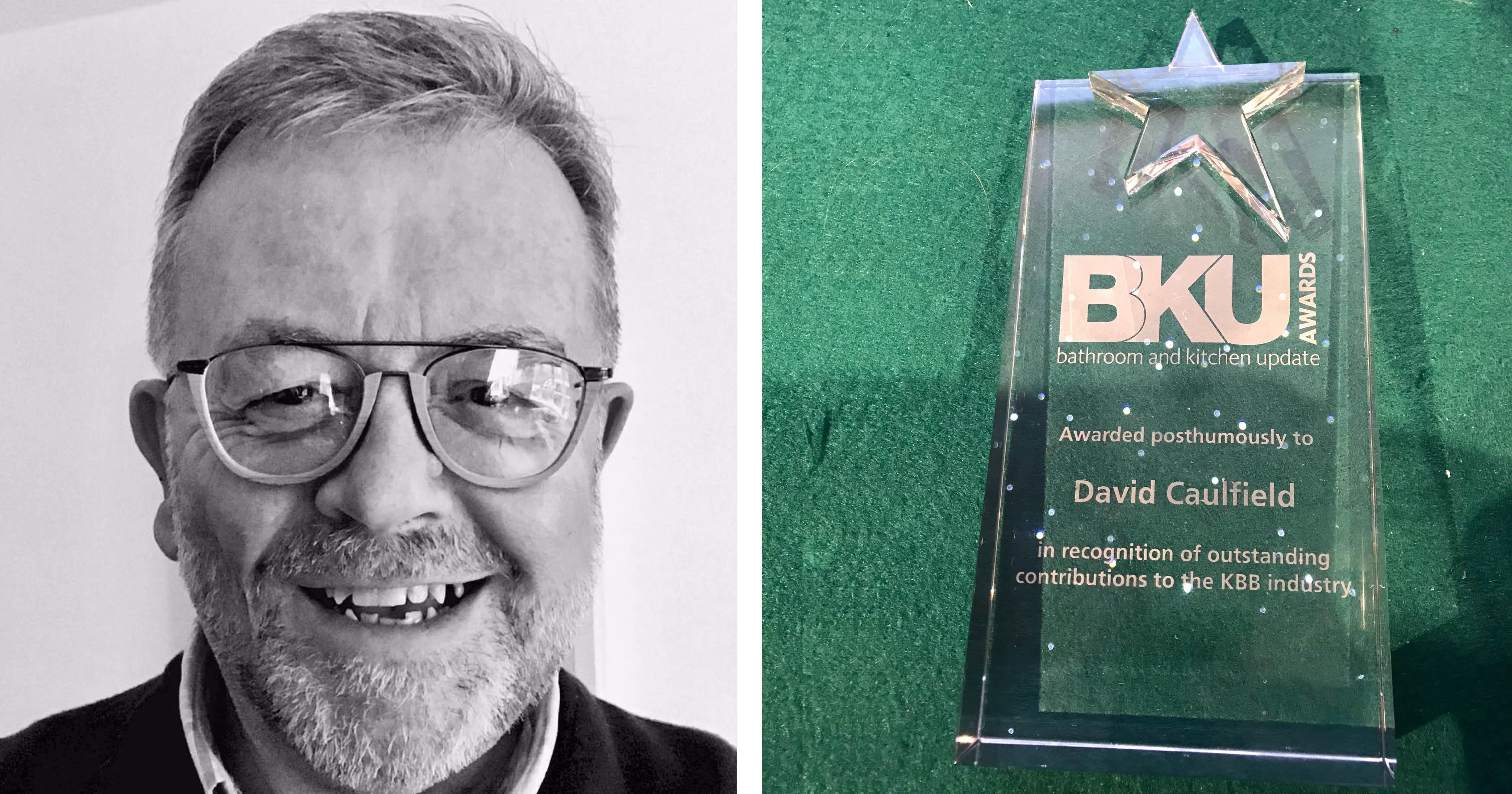 BKU Awards Honour David Caulfield