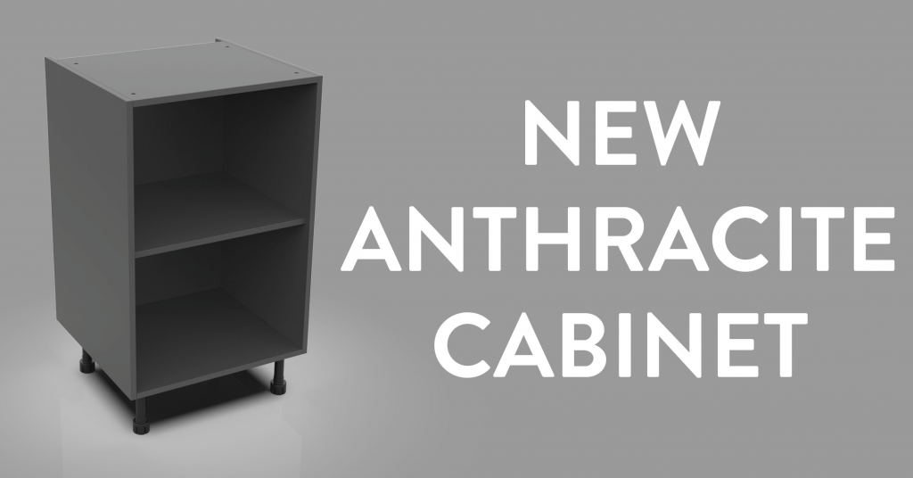 Meet the New Anthracite Cabinet