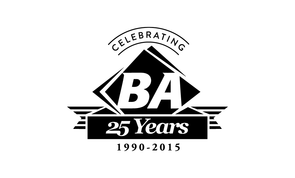 25 YEARS OF BA COMPONENTS