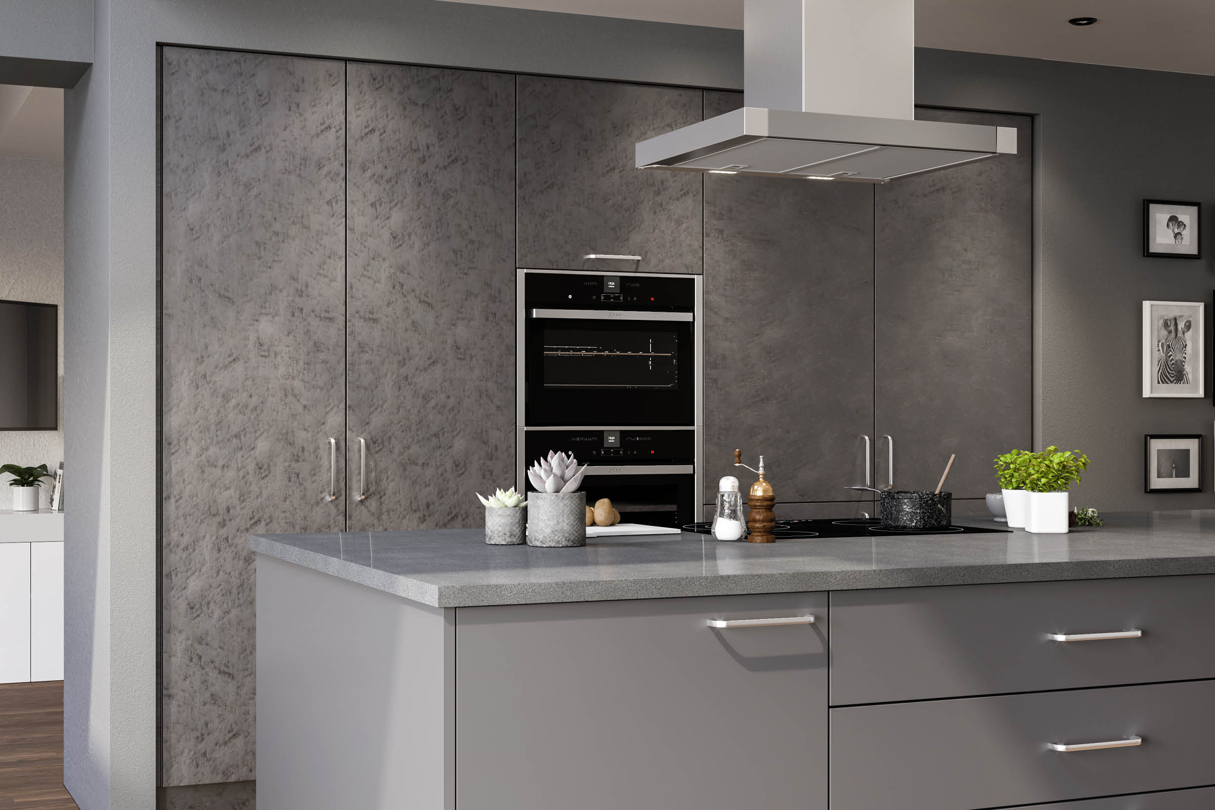Choosing handles for your kitchen