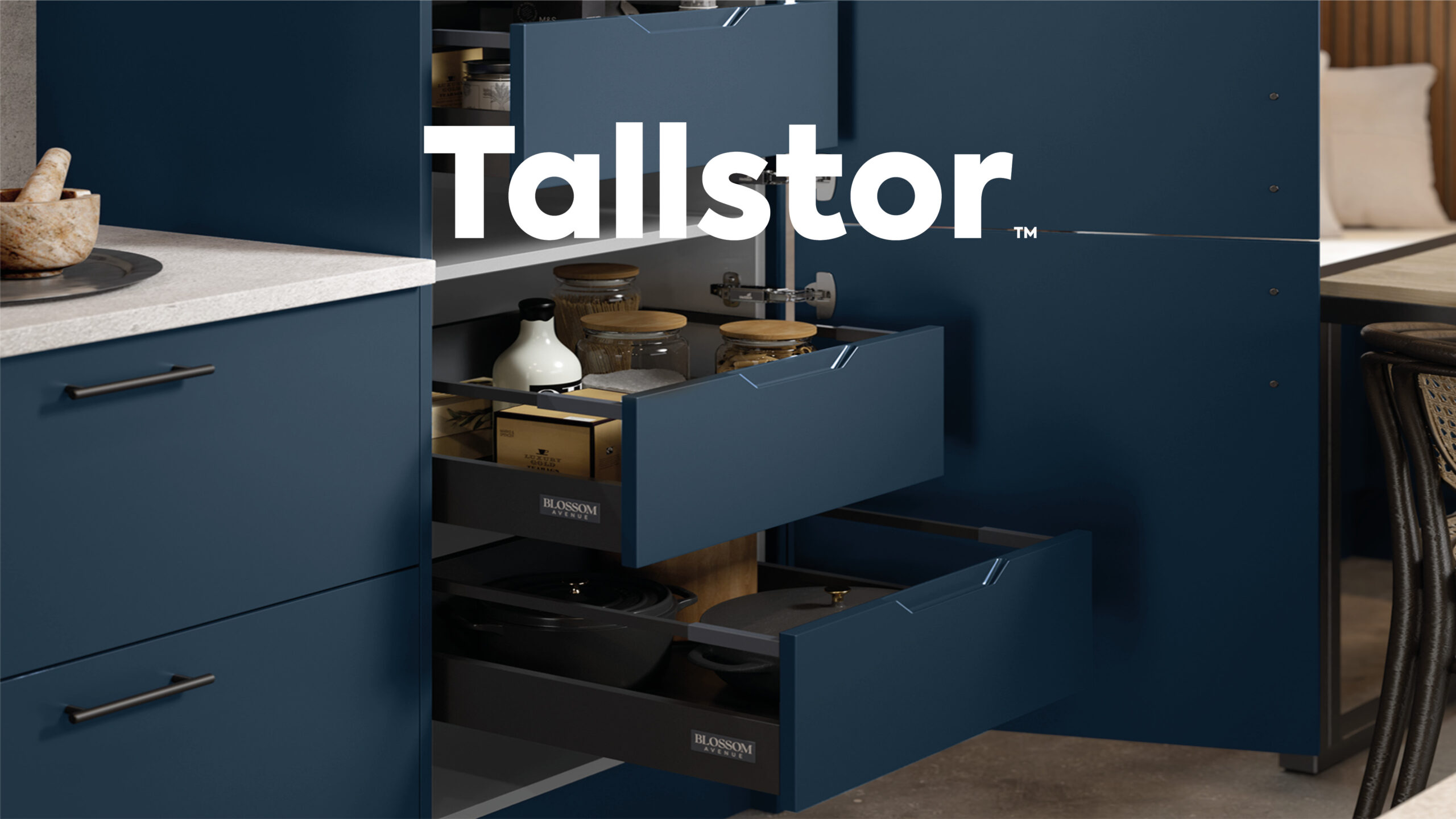 Introducing Tallstor – The Unique Stylish Storage Solution