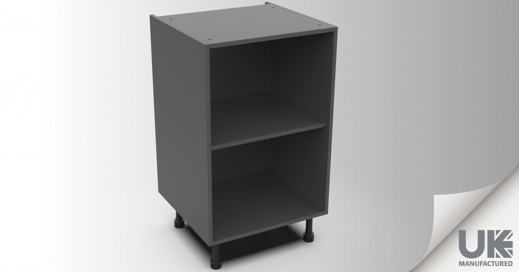 New Anthracite Cabinet
